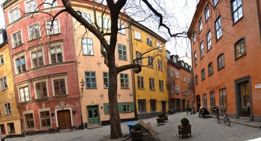 Stockholm - Suéde