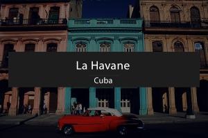 Trois jours à la Havane