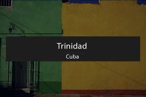 Deux jours à Trinidad