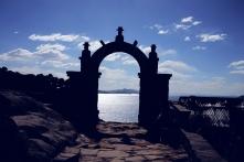 Puno Lac Titicaca - Perou