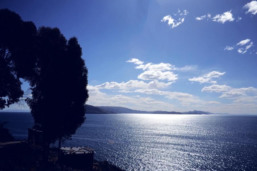 Lac Titicaca, le lac le plus haut du monde - Pérou