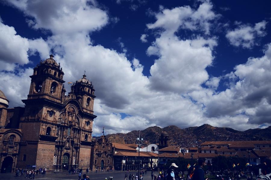 Cuzco, la capitale Inca