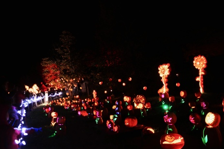 Pumpkinferno - Upper Canada Village