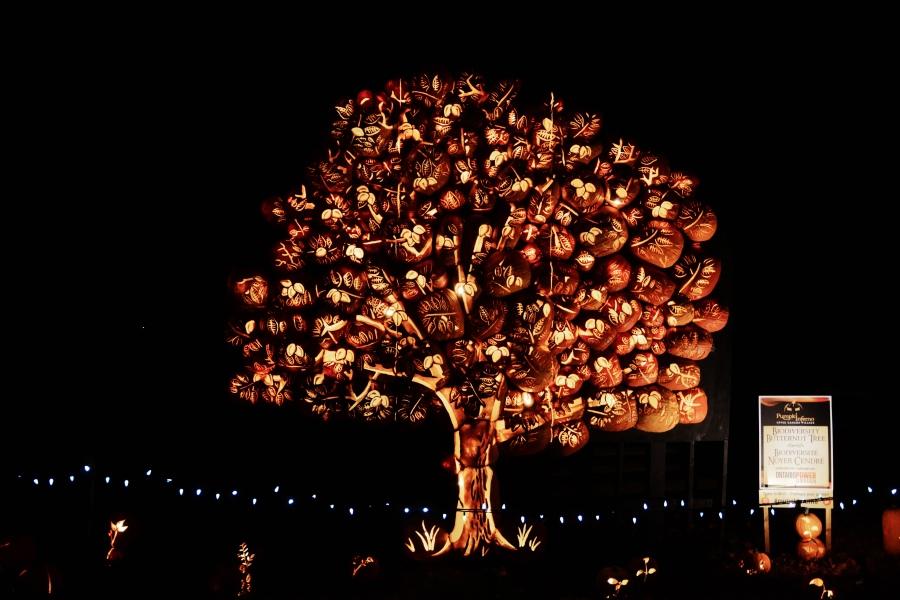 Pumpkinferno, le festival des citrouilles