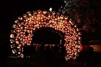 Pumpkinferno - Upper Canada Village