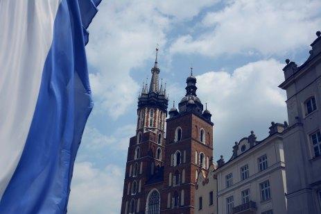 Rynek Główny - Cracovie - Pologne