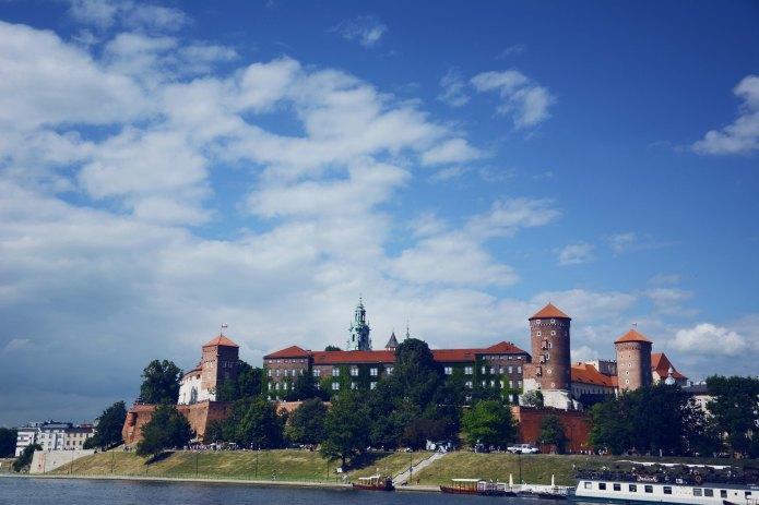 Wawel Royal Castle - Cracovie - Pologne