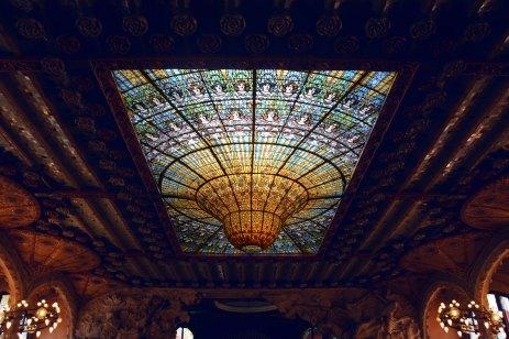 Palau de la Música Catalana - Barcelone