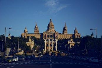 Montjuïc - Barcelone