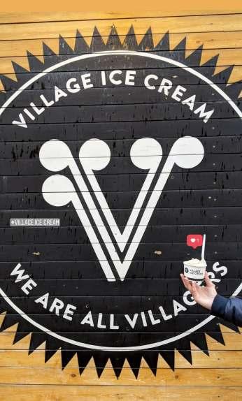 Calgary - Village Ice Cream