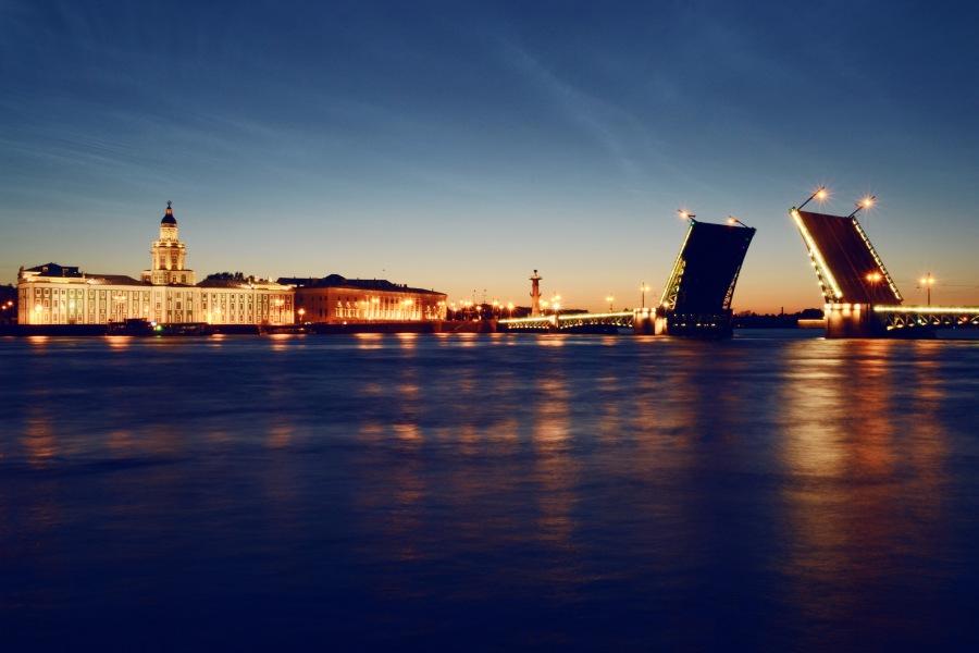 Russie - Saint-Pétersbourg