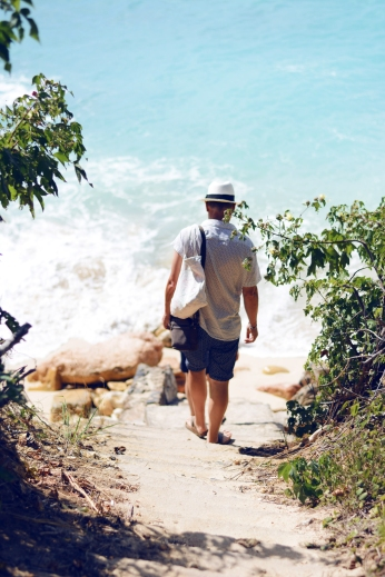 Cupecoy Beach
