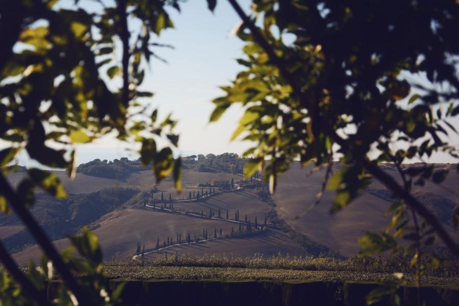 Sienne et ses alentours - Italie